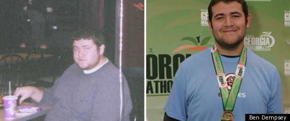 Ben Dempsey Weight Loss