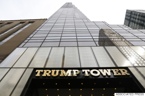 donald trump tower