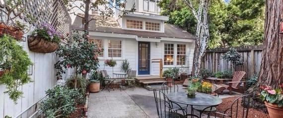 La plus petite maison de san francisco se vend un prix de fou - Maison a vendre san francisco ...
