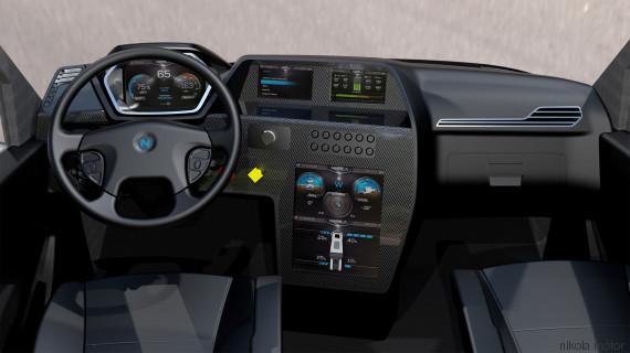 camion electrique