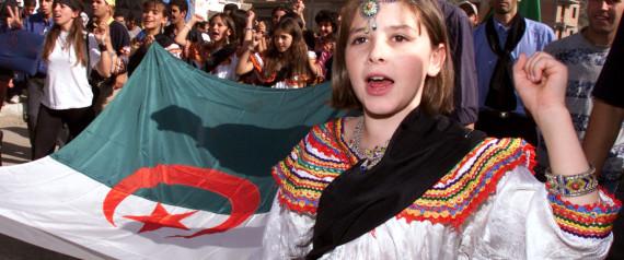 ALGERIA YOUNG FLAG