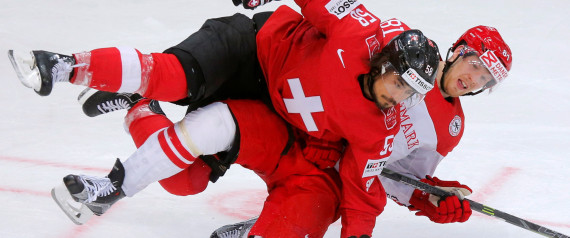 ICE HOCKEY SWITZERLAND