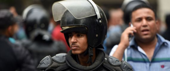 POLICE EGYPT