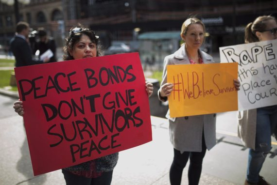 jian ghomeshi court peace bond