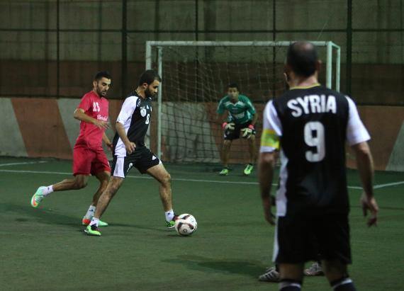 syria youth