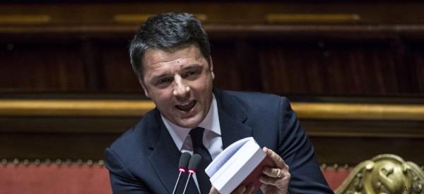 Renzi supera Monti e fa il record di fiducie: sono 54 (una ogni tre settimane)