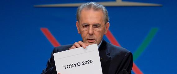 TOKYO 2020 2013