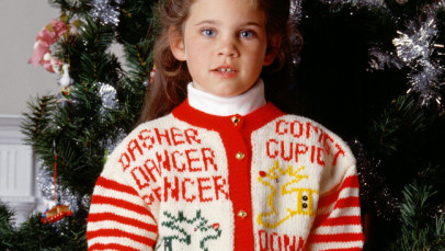 Ugly Sweater Cute Kid Huffpost