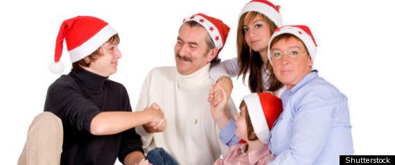 CHRISTMAS INVITE LIST
