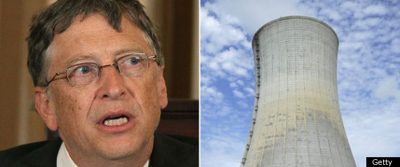 BILL GATES CHINA NUCLEAR REACTOR PROJECT