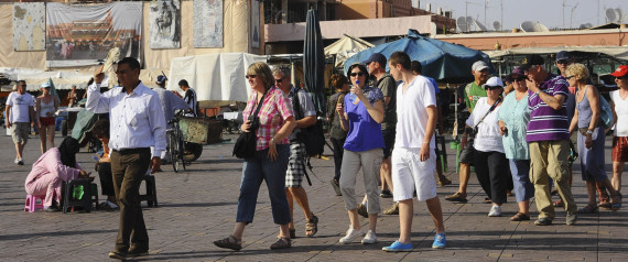 TOURIST MARRAKECH