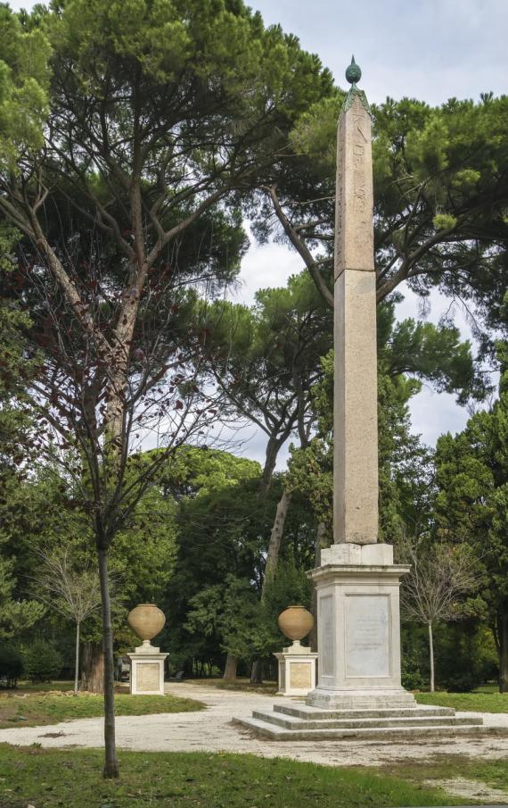 celimontana obelisk