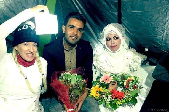 boda refugiados