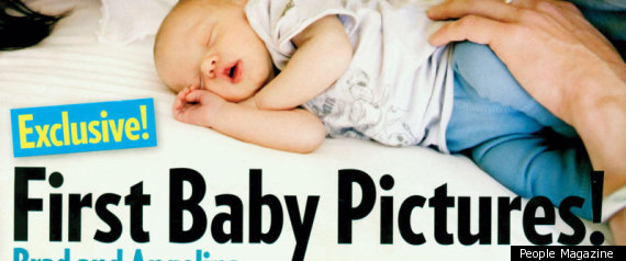 BABY PICTURE PEOPLE MAGAZINE