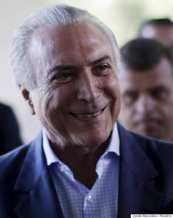 brazil vice president