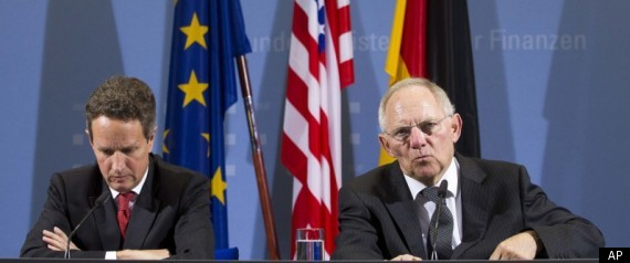 AMERICAN EUROPEAN FINANCIAL CRISIS