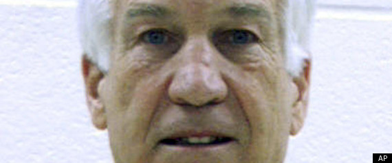 JERRY SANDUSKY ARRESTED