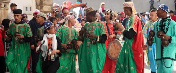 OUVERTURE FESTIVAL ESSAOUIRA 2016