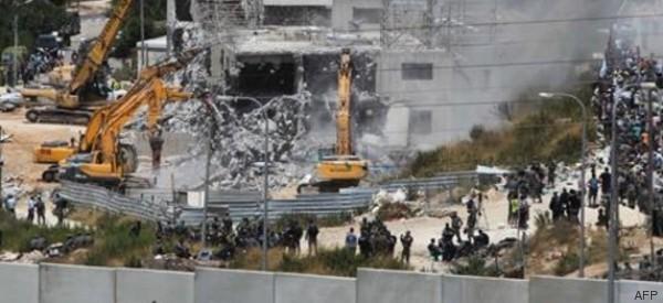 Israel sigue violando los derechos humanos