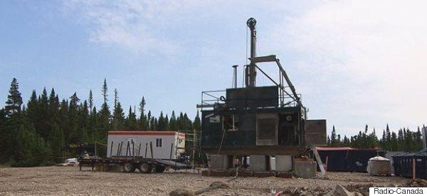 Anticosti: la préparation des sites de forage débutera