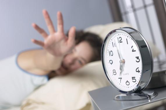 alarm snoozing