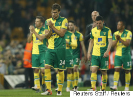 Merry Times in Norwich as Football Team Goes Down