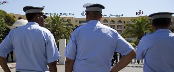 POLICE TUNISIA