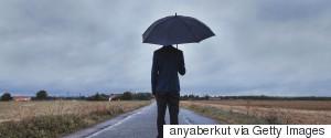 RAIN DEPRESSION