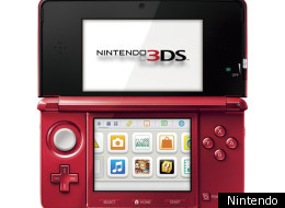 Nintendo 3DS Flying Out Of The Shops