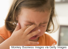The 5 Stages Of A Toddler Tantrum