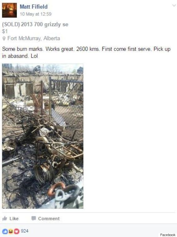 fort mcmurray for sale