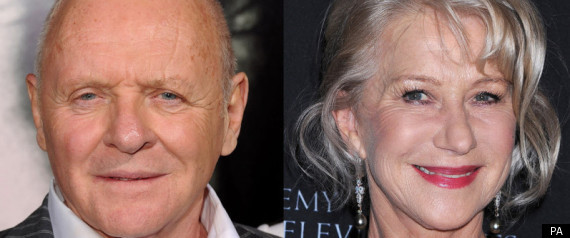 ANTHONY HOPKINS HELEN MIRREN