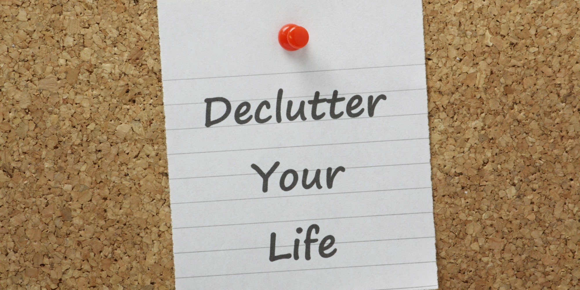 How to declutter without going minimalist huffpost for Going minimalist