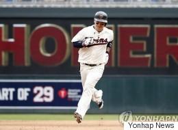 박병호, 데뷔 후 첫 연타석 홈런 날렸다