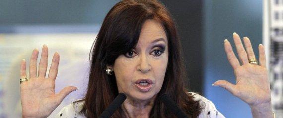 CRISTINA ARGENTINA
