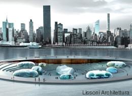 Ce projet d'aquarium à New York ne ressemble à aucun autre