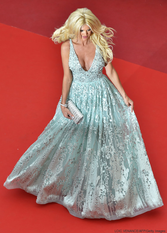 victoria silvstedt cannes