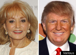 Barbara Walters Donald Trump