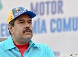 Maduro saca la artillería