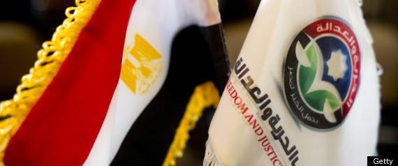 EGYPT MUSLIM BROTHERHOOD BOYCOTT