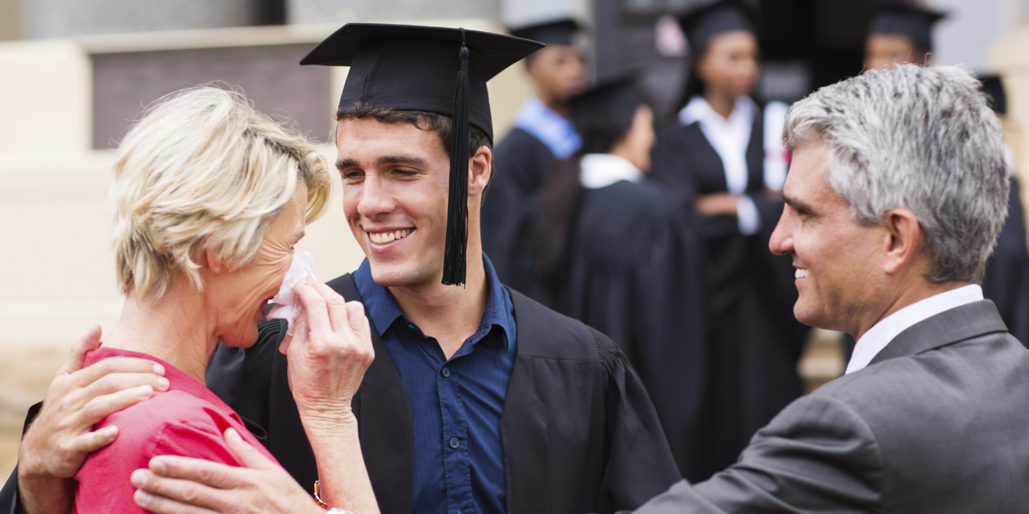How To Cope With Your Teen's High School Graduation | HuffPost