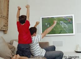 Fußball EM: Dürfen auch die Kinder Fernsehen schauen?