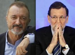 La última colleja viral de Pérez-Reverte contra Rajoy