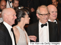 Loach and Co at Cannes
