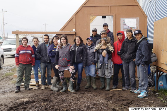 arviat greenhouse