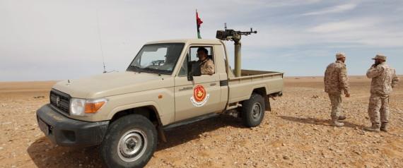 LIBYA CHAOS