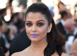 Aishwarya Rai a-t-elle embrassé un Schtroumpf à Cannes?