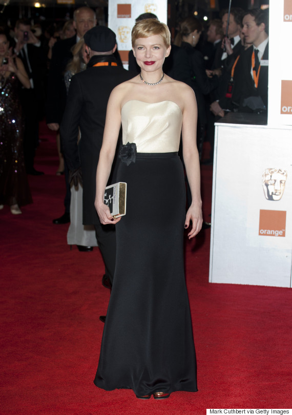 michelle williams bafta