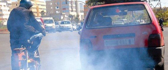 POLLUTION MAROC