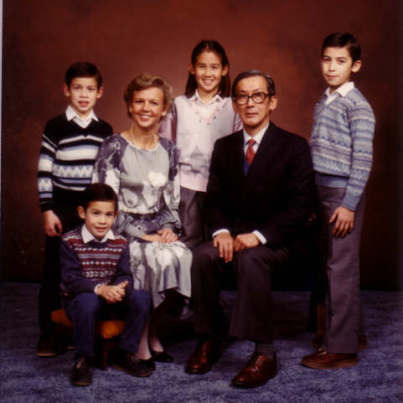 michael chong family